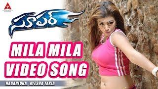 getlinkyoutube.com-Mila Mila Video Song || Super Movie || Nagarjuna, Ayesha Takia, Anushka