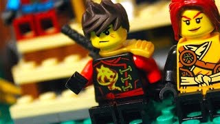 LEGO NINJAGO Piracy! Episode 4 - Three Wishes