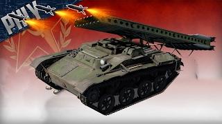 getlinkyoutube.com-MOST USELESS COMBO - Katyusha ROCKETS ( War Thunder Gameplay)