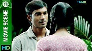 Shruti Haasan Kisses Dhanush - 3 Moonu