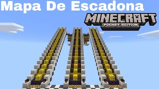 getlinkyoutube.com-Escadana + Lucky Block - Minecraft PE v0.13.0