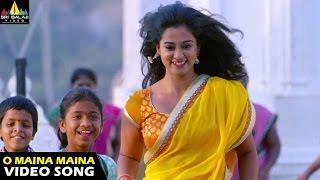 Lovers Songs   O Maina Maina Video Song   Latest Telugu Video Songs   Sumanth Ashwin, Nanditha