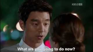 getlinkyoutube.com-gong yoo KISSES lee min jung_BIG scene cut_