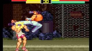 SNES Longplay [114] Art of Fighting