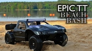 getlinkyoutube.com-RC Trophy Truck Epic Beach Bash