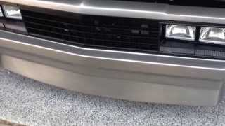 "getlinkyoutube.com-Heads Up Composites front bumper update 1984 El Camino project ""Desert Eagle"""