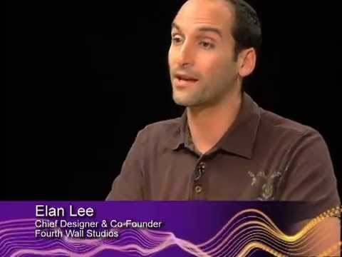 Elan Lee Interview with Media Space