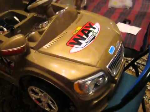 Детский Электромобиль BMW ZP 5268R - raspashonka.com.ua