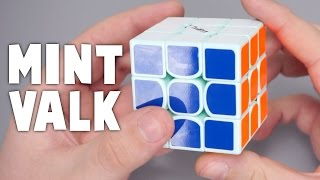 getlinkyoutube.com-Limited Edition Mint Valk 3 Unboxing! | TheCubicle.us