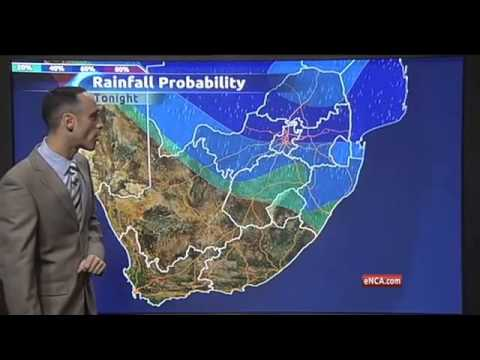 eNCA Weather Evening | 12 March 2014