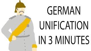 getlinkyoutube.com-German Unification | 3 Minute History