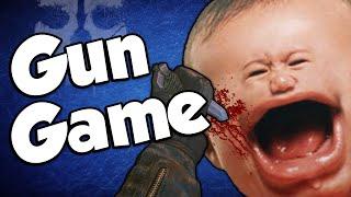 getlinkyoutube.com-BEST OF GUN GAME REACTIONS! (Call of Duty: Ghosts Montage)