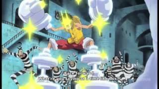 getlinkyoutube.com-One Piece - Luffy vs Magellan AMV