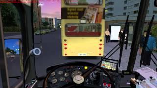 getlinkyoutube.com-OMSI The Bus Simulator - Line 13N Summer Ticket Selling Gameplay HD
