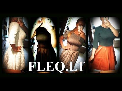 FLEQ.LT internetinė parduotuvė. Mano patirtis, 2014.
