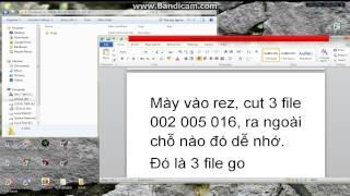 getlinkyoutube.com-Hướng dẫn sử dụng file rez đã mod (CF QQ SV TEST).