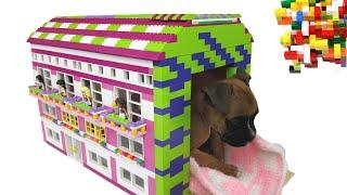 getlinkyoutube.com-Lego Misty: Lego Friends Doghouse 2 by Lego Toys.