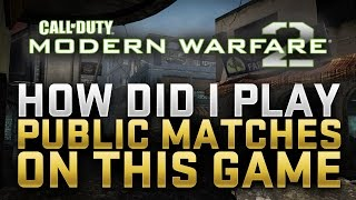 getlinkyoutube.com-How Did I Play Public Matches On This Game