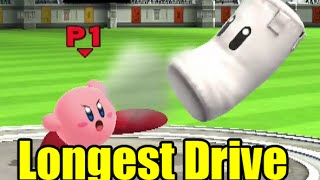 getlinkyoutube.com-Which Forward Smash Gets The Most Distance in Super Smash Bros Wii U