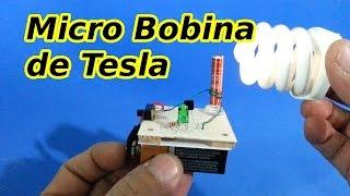 getlinkyoutube.com-Micro Bobina de Tesla