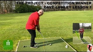 The Project - Dave Lawley Competition Winner