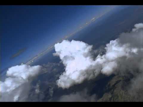 Flying Through Clouds HD