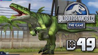 Frikasaurus || Jurassic World - The Game - Ep 49 HD