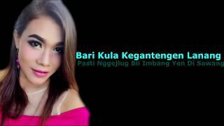 Yani Ridho   Rahasia Hati - Karaoke
