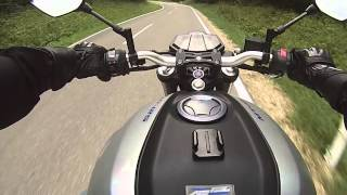 getlinkyoutube.com-Yamaha MT 125 Akrapovic Summer Part 2