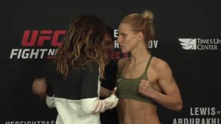 getlinkyoutube.com-Fight Night Albany: Weigh-in Faceoffs