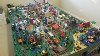 getlinkyoutube.com-LEGO City New Years Update
