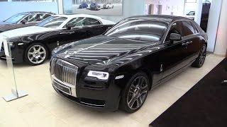 getlinkyoutube.com-2017 Rolls Royce Ghost Series II - In Depth Review Interior Exterior
