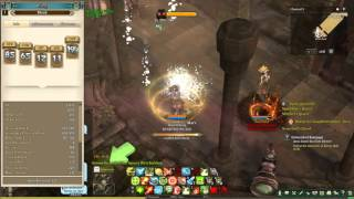 getlinkyoutube.com-Tree of Savior iCBT2 - Monk vs. Wizard Lv200 PVP Bug