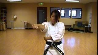 Basic Karate Technique:  Punches by Core