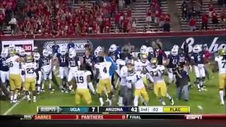 Best Brawls Ever in Football (NCAA)