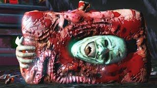 getlinkyoutube.com-Mortal Kombat XL - All Fatalities On Leatherface