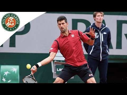 Djokovic - Agut 2016 Roland-Garros Men`s highlights / R4