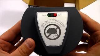 getlinkyoutube.com-Duo Pro Pestrepeller odstraszacz myszy szczurów gryzoni i kun