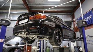 getlinkyoutube.com-BMW M4 Akrapovic Auspuff - Teil 2 - Simon MotorSport - Folge 43