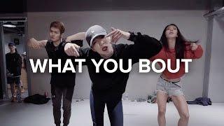 getlinkyoutube.com-What You 'Bout - IamSu! ft.Wiz Khalifa & Berner / Hyojin Choi Choreography