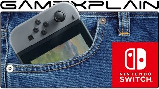 Can the Nintendo Switch Fit in Your Pocket? Super Scientific Test!