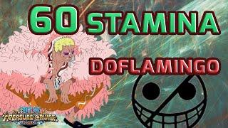 Walkthrough for Doflamingo 60 Stamina [One Piece Treasure Cruise]