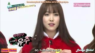 getlinkyoutube.com-[ENG-SUB] 151223 MBC Weekly Idol - TWICE, Lovelyz, and GFRIEND Full Cut