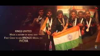 getlinkyoutube.com-Kings United India | The Journey after ABCD 2 | World Hip Hop Championship 2015 - Full Documentary