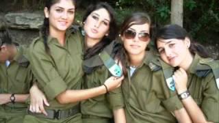 getlinkyoutube.com-Girls Of The Israeli Military
