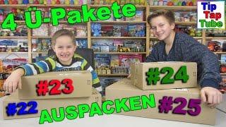 getlinkyoutube.com-Überraschungs Pakete auspacken mit tollem Lego Spielzeug und mehr TipTapTube Kinderkanal