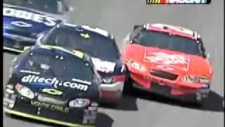 getlinkyoutube.com-2004 Auto Club 500 - Race Rewind