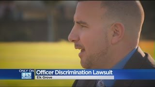 Former Elk Grove Cop Sues Over Treatment As A Gay Officer