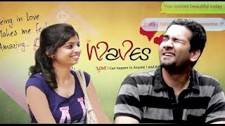 getlinkyoutube.com-WAVES - Unusual Tamil Short Film  - Trailer | Love is God