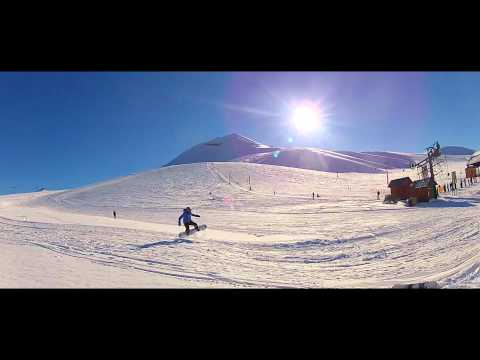 SNOWBOARD HD CORRALCO CHILE